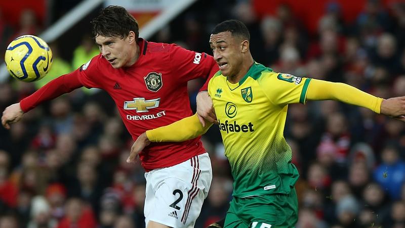 Norwich boss Farke backs Idah after Old Trafford debut