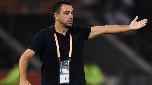 "Xavi: ""I cannot hide it's my dream to coach Barcelona."""