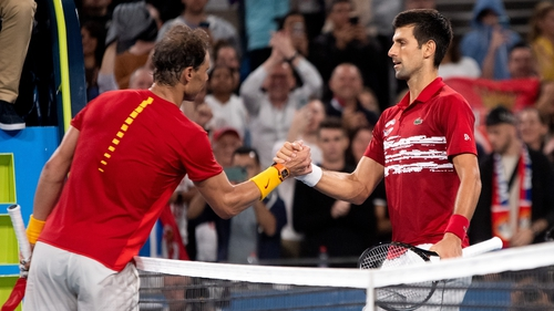 January's ATP Cup could be in question