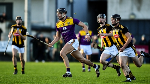 Jack O'Connor gets away from the Kilkenny cover