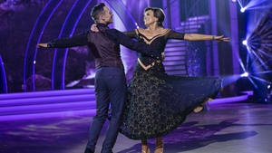 Mary Kennedy brought class to Sunday night's DWTS