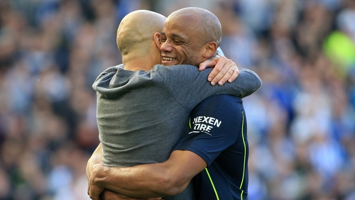 Vincent Kompany: 'There is so much to look forward to'