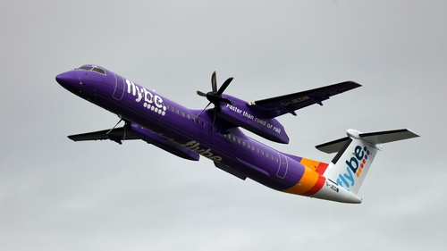 Some 2,000 jobs are said to be at risk if Flybe collapses