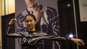 Sleepwear is a good way to track health vitals discreetly, according to Japanese startup Xenoma