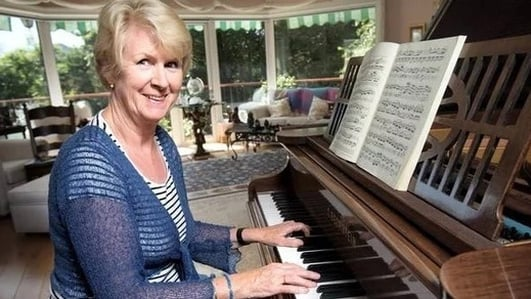 Veronica McSwiney: How to Celebrate Eight Decades at the Piano by Emer O'Kelly