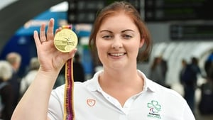 Orla Barry won ninemedals at major events