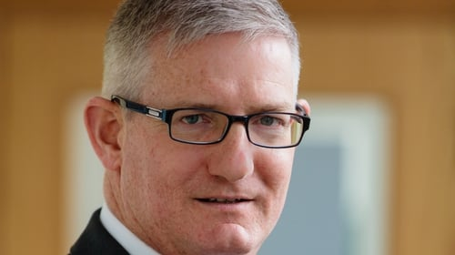 Donal Tierney has been named as Aurivo's new CEO