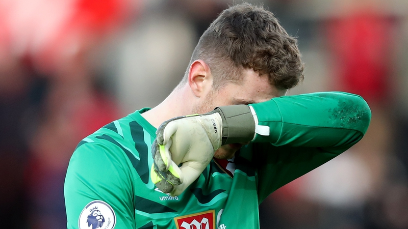 Travers pledges to learn from blunder for Bournemouth