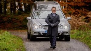Funeral Director David McGowan