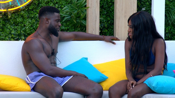 Mike reassures Leanne