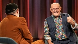 "Brendan O'Carroll (pictured recently on The Tommy Tiernan Show on RTÉ One) - ""I'm doing a pilot at the moment of another thing that I'm doing called Lebanese Outpost"""