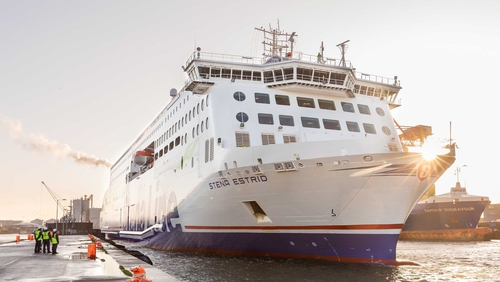 Dublin Port says the outlook for the cruise industry is 'bleak'