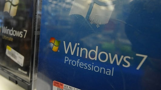 Windows 7 users warned of cyber attacks as support ends