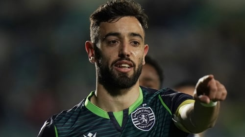 Bruno Fernandes could be on his way to Manchester