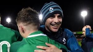 Ireland U20 head coachNoel McNamara