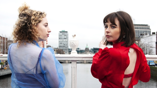 Laoise Murray and Heather O'Sullivan in B(l)oom