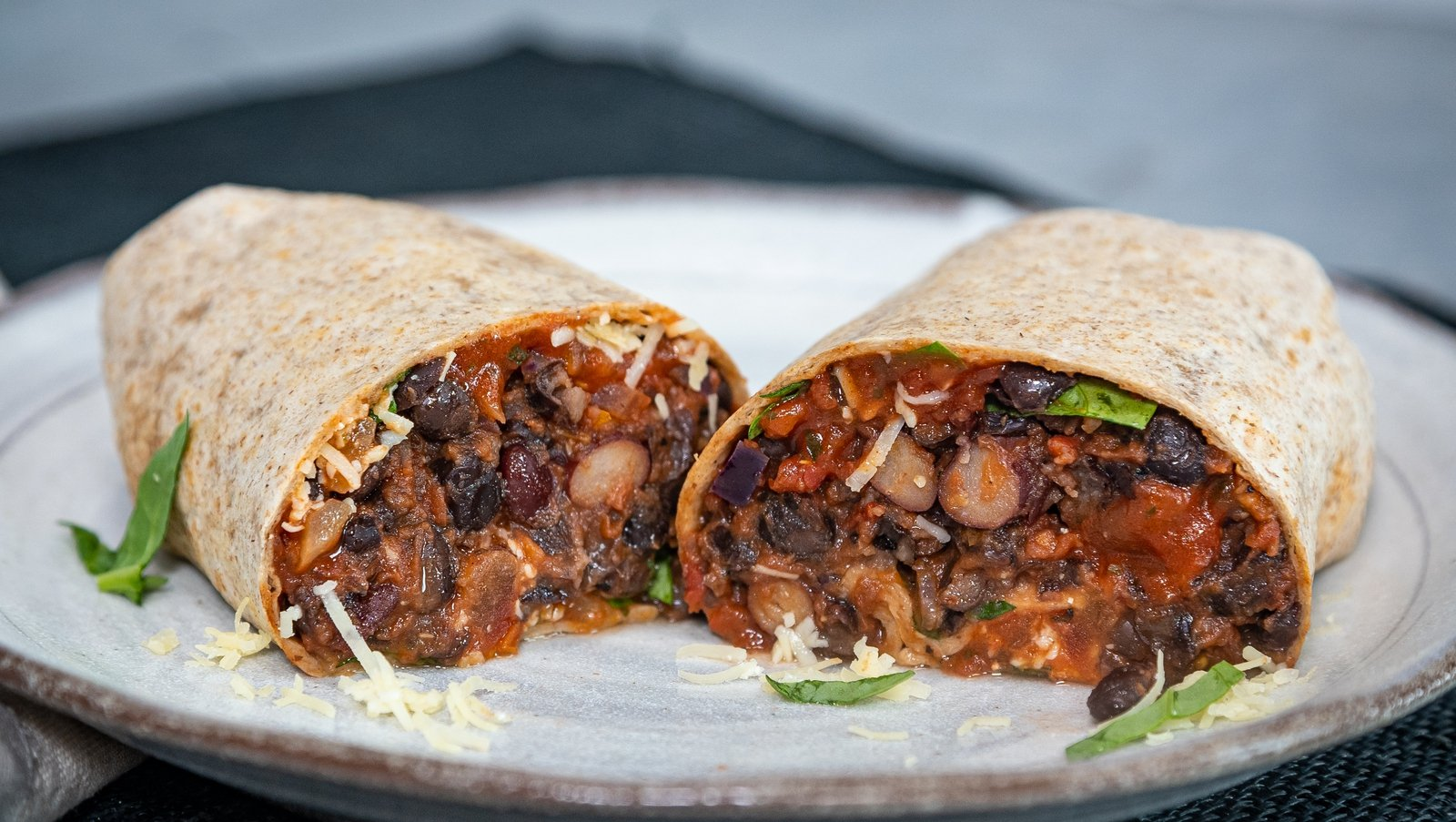 Black Bean Burrito Ot Meal Plan