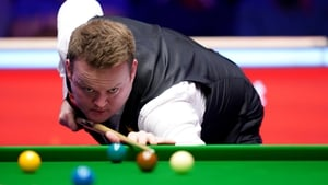 Shaun Murphy trailed 6-3 overnight