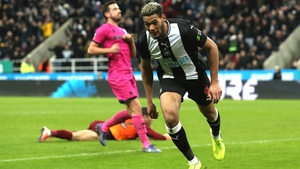 Joelinton finally registered a second Newcastle goal