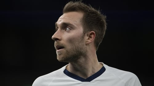 Christian Eriksen looks like he's on his way to Inter Milan