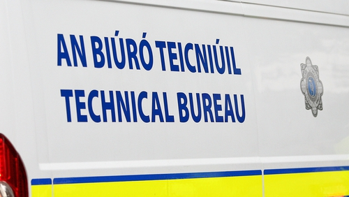 The body was discovered at a house this evening