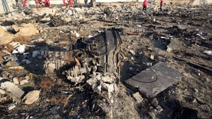 The plane was struck by Iranian missiles, killing all 176 on board