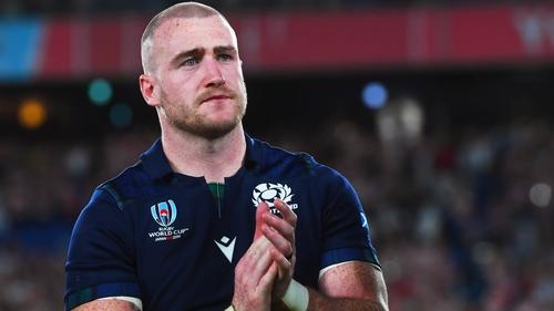 Stuart Hogg named Scotland captain for Six Nations