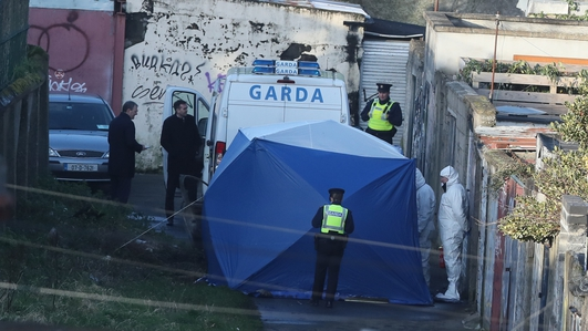 Human Remains Found In A Burnt Out Car In Drumcondra In Dublin