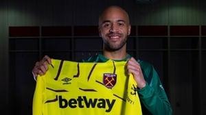 Darren Randolph is a West Ham player again