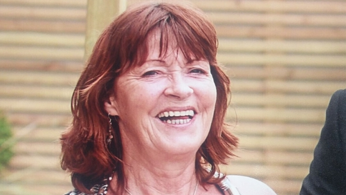 Patricia O'Connor's body was found in nine locations in the Dublin mountains in June 2017