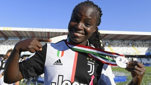 """Eni Aluko: """"Thank you football for everything you've given and taught me."""""""