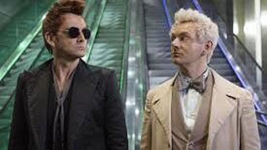 """Good Omens"" - TV Series"