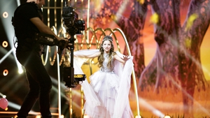 Anna Kearney, last year's Irish representative at Junior Eurovision in Poland