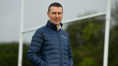 Oisín McConville expects to see a highly competitive Allianz League