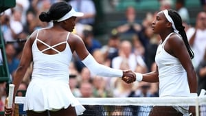 Cori Gauff stunned Williams at SW19 last summer