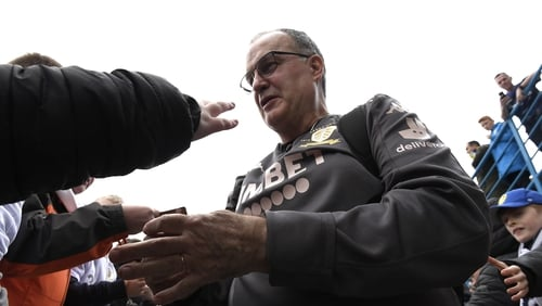 Marcelo Bielsa says Leeds are working on signing players in January
