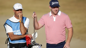 Grayson Murray finished on eight under