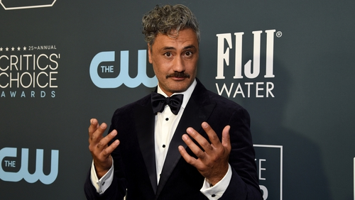 Taika Waititi recently directed the season finale of Star Wars spin-off series The Mandalorian and played the droid IG-11 on the show
