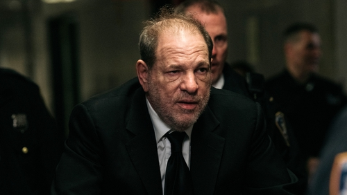 Harvey Weinstein denies all the charges