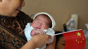 The number of births has now fallen for three consecutive years
