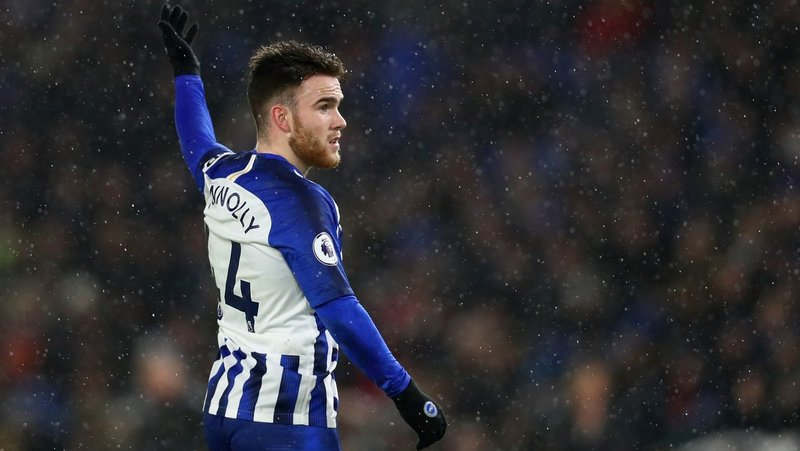 Brighton boss handling 'unique' Connolly with care