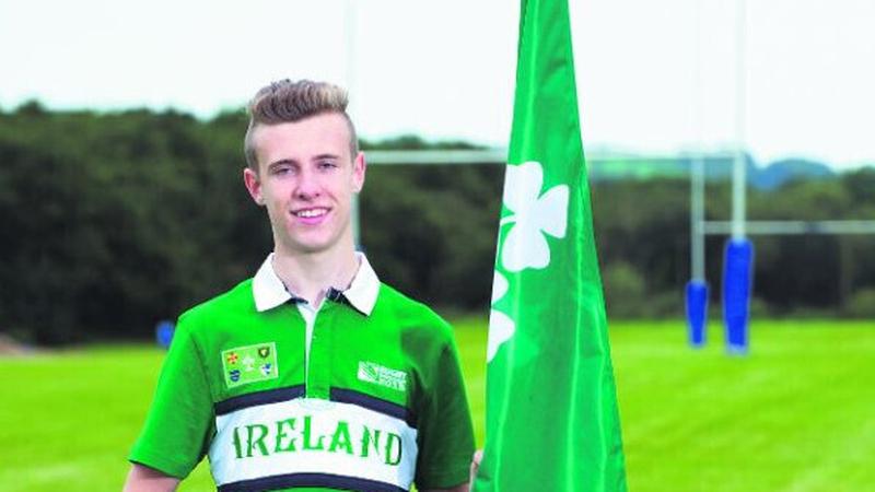 Cameron Blair, mac léinn, 20 bliain d'aois, maraithe in eachtra sáite i gCathair Chorcaí