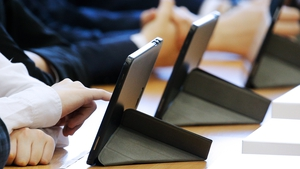 Decision likely to influence approach other schools will take to issue of technology in the classroom