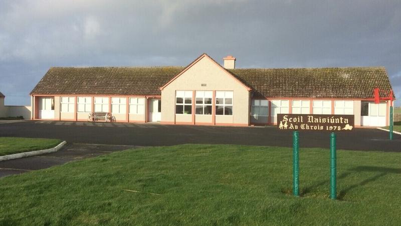 Scoil Náisiúnta na Croise i gContae an Chláir dúnta mar gheall ar easpa daltaí