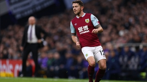 Robbie Brady had been sidelined with a calf injury