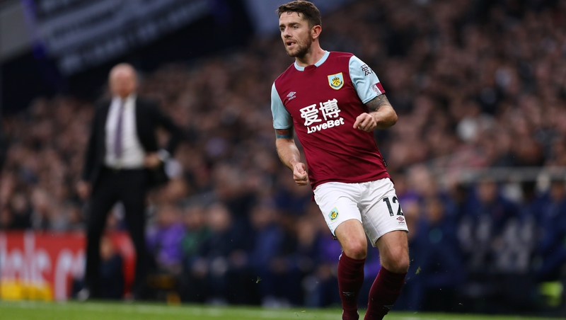 Brady could make Clarets return against Leicester