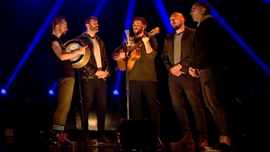 Watch: Hermitage Green perform 'Kerosene' on The Late Late Show