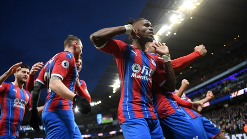 Manchester City vs. Crystal Palace - Football Match Report