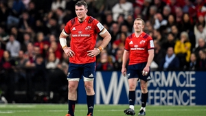 Munster were eliminated from the Champions Cup this evening