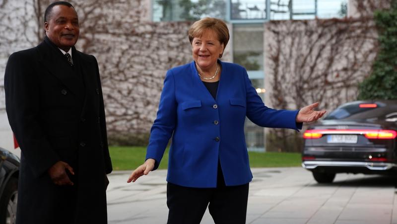 World powers seek elusive Libya peace in Berlin talks